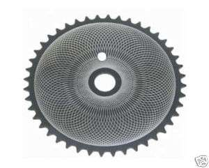 LOWRIDER 44 T SPROCKET CRUISER,CHOPPER BICYCLE CYCLING