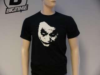 Shirt E50 Batman Joker Heath Ledger Film Gr. S   XXL