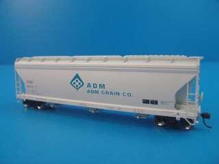 Atlas HO Scale ADM Hopper Car Train Rolling Stock 65030
