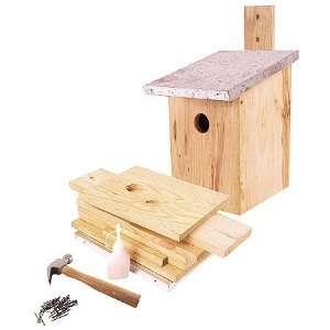 witziges vogelhaus nistkasten landlust neu. Black Bedroom Furniture Sets. Home Design Ideas