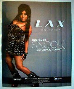 Jersey Shore Snooki @ Luxor Las Vegas Casino LAX Ad