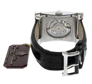Cuervo Y Sobrinos Esplendido Dual Time Watch 2451.1BINL