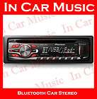 DEH 4400BT Bluetooth CD  USB Aux Car Stereo + iPod iPhone Control