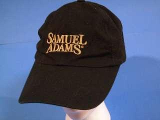 SAMUEL SAM ADAMS BOSTON BEER BASEBALL CAP HAT