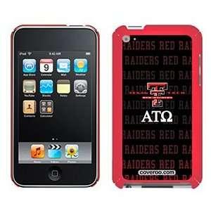 Texas Tech Alpha Tau Omega RR on iPod Touch 4G XGear Shell