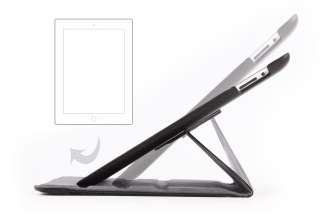 Housse Etui Rotatif pour le Nouvel Apple iPad (iPad 3, 3ème