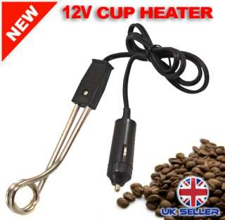 HOT WATER HEATER KETTLE ELEMENT TEA COFFEE FREE POST