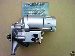 Land Rover Defender 90 110 TD5 Starter motor NAD101240