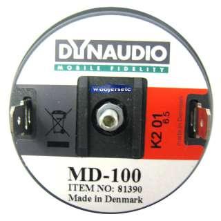 MD100   DYNAUDIO 28MM SOFT DOME TWEETERS NEW