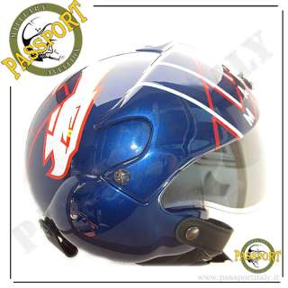 casco pilota TORNADO TOP GUN MAVERICK
