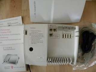 Concept X320 X 320   ISDN Telefon Anlage mit Clip