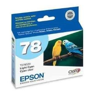 Epson America Inc Claria Hi Def Ink, Light Cyan