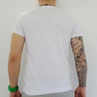 shirt HAPPINESS Tg. L BRAVO UOMO DI CASA
