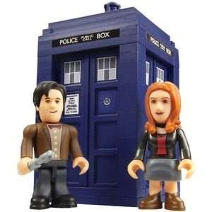 Character Building Lego Set   Doctor Dr Who THE TARDIS