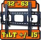 plasma lcd led 3d tv wall mount bracket tilt 32