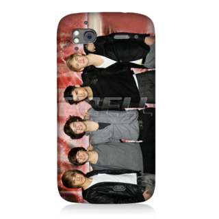 One Direction British Boy Band 1D Back Case for HTC Sensation XE