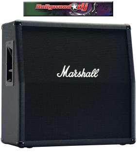 Marshall M412A (4X12 Angled Front Speaker Cabinet) Guitar Amp Cab NEW