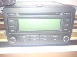 VW Autoradio Blaupunkt RCD 300 aus Golf V in Sachsen   Wurzen