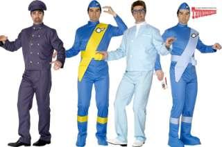 Mens Thunderbirds Fancy Dress Costumes