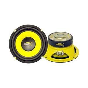 Pyle PYLE GEARX 6.5IN 300W MID BASSWOOFER MID BASS WOOFER (Car Audio