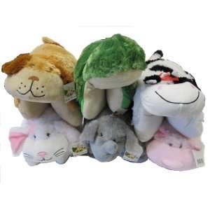 Plush Cuddlee Pillow Pet 12 Pack Wholesale Lot Assorted: Toys & Games
