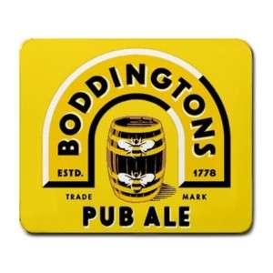 Boddingtons English Pub Beer Logo New Large Mousepad