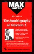 of Malcolm X as Told to Alex Haley (Maxnotes Literature Guides