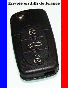   COQUE TLCOMMANDE CL VOLKSWAGEN POLO GOLF PASSAT CLEF