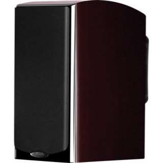 Polk Audio LSiM703 Bookshelf Loudspeaker   Midnight Mahogany   Each in