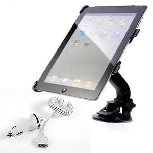 + charg allume cigare Pour iPad 2 a choisir 3 positions varie