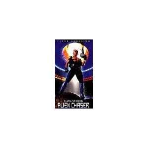 Alien Chaser [VHS] Frank Zagarino, Todd Jensen, Jennifer