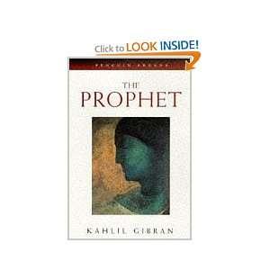 The Prophet (9780140195613): Kahlil Gibran: Books