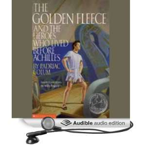 Achilles (Audible Audio Edition) Padraic Colum, Fred Williams Books