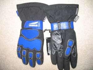 mens yamaha winter snowmobile 100 gram thinsulate sno tex gloves w
