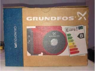 Características del anuncio BOMBA GRUNDFOS UPS 25 40 180 96281384