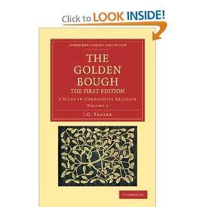 Classics) (Volume 2) (9781108047531): Sir James George Frazer: Books