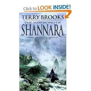 Wishsong of Shannara (9781857231328) Terry Brooks Books