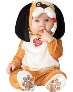 / Animal / Puppy Love Baby Costume