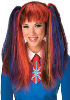 British School Girl Costume Wig   Harajuku Costume Accessory