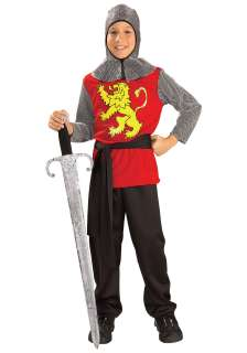 Home Theme Halloween Costumes Historical Costumes Knight Costumes Kids