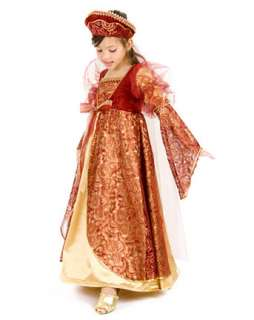 Girls Princess Ann Child Costume  Girls Princess Halloween Costumes