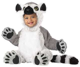 Animal Planet Lemur Baby Costume   Baby Costumes