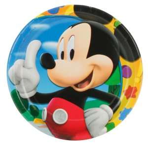 Disney Mickey Mouse Clubhouse Dessert Plates, 24251