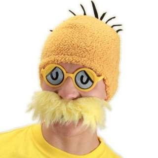 Halloween Costumes Dr. Seuss Lorax Accessory Kit (Adult)