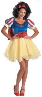 Snow White and the Seven Dwarfs Snow White Prestige Teen/Adult Costume
