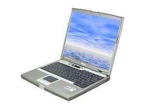 Refurbished DELL Latitude D610 Notebook Intel Pentium M