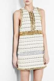 By Malene Birger  Callinga Sleeveless Embellished Dress by By Malene