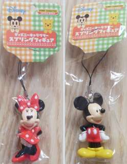 Brand New Cartoon Disney Mickey Mobile Cell Phone IPhone Charms Decor