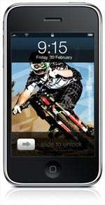Kirt Voreis Fox MTB iPhone