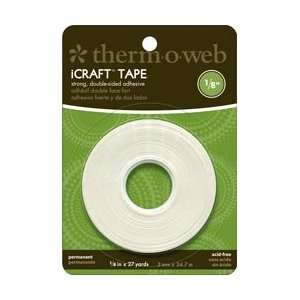 Therm O Web Adhesives iCraft Tape .125 X 27 Yards; 4